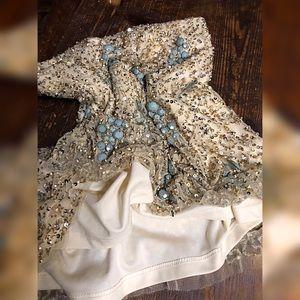 Cinderella's mini skirt